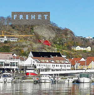 Frihet - Sketch for Norway